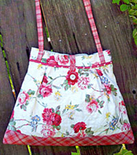 The Quilted Workbag Pattern - Retail $10.00