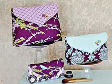 Kathleen Collection Clutch Bag Patterns - Retail $12.99