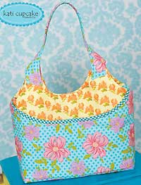 Simply Delicious Bag Pattern - Retail $12.99