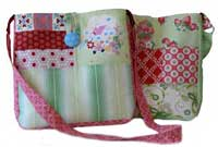 Patchy Pouch Pattern - Retail $8.00