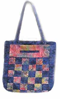 City To Market Tote Pattern - Retail $8.50