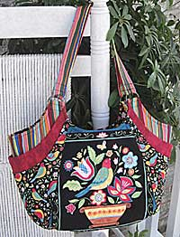 The Quattro Bag Pattern * - Retail $12.99