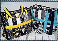 Case Closed Tote Bag Pattern - Retail $9.00