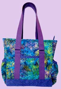 Mini Professional Tote Pattern - Retail $10.00
