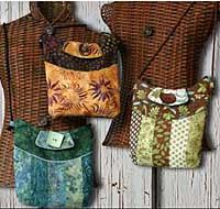 Curvy Bag Pattern * - Retail $8.00
