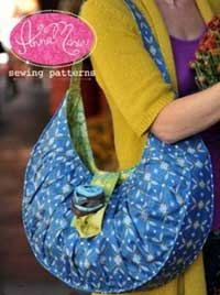 Sidewalk Satchel Pattern - Retail $11.95