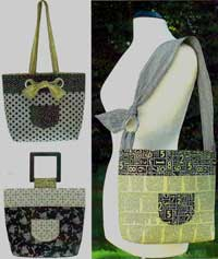 Handle This! Bag Pattern - Retail $9.00