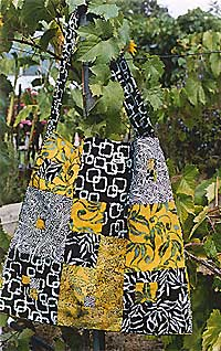 Hip To Be Square Bag Pattern - Retail $8.95