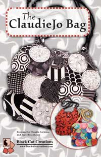 The ClaudieJo Bag Pattern - Retail $9.50