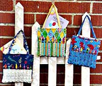 Childs Coloring Bag Pattern - Retail $8.00
