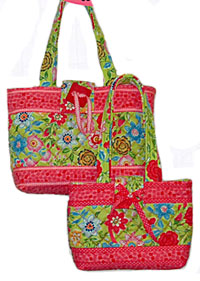 Second Heaven Handbag Pattern - Retail $10