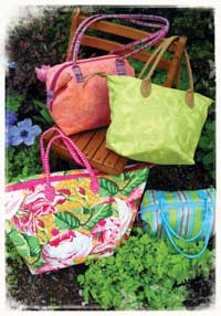 Day Tote And Cargo Tote Pattern - Retail $13.95