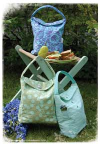 The Lunch Bag Pattern - Retail $13.95
