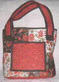 Quilted Bag Pattern - Retail $8.50