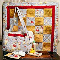 Grandmas Emergency Kit Pattern - Retail $9.00