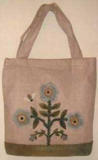 It Must Bee Summer Tote Pattern - Retail $8.50
