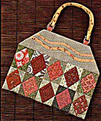 Field of Diamonds Bag - Retail $7.99
