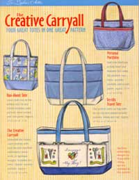 The Creative Carryall - Retail $12.00