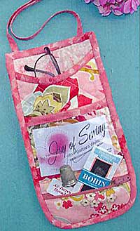 Sew N Go Sewers Wallet - Retail $8.00