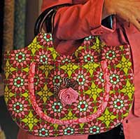 Down Town Bag Pattern - Retail $9.00