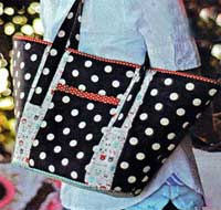 The Olivia Tote Bag Pattern - Retail $9.00