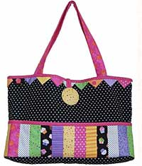 Pams Charming Bag Pattern - Retail $8.00