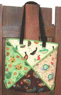 Fat Quarter Bags - Retail $12.00