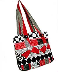 Tripster Tote Bag Pattern - Retail $9.50