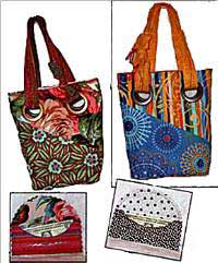 Wallet and Grommet Bag Pattern - Retail $9.50