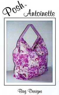 Antoinette Bag Pattern - Retail $9.00