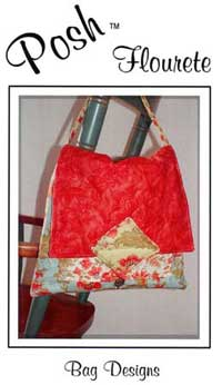 Flourete Bag Pattern - Retail $9.00