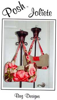 Joliete Bag Pattern - Retail $8.00