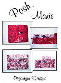 Marie Accessories Pattern - Retail $9.00