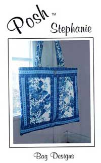 Stephanie Bag Pattern - Retail $9.00