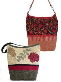 Turning Leaves Tote Pattern Retail 9 00 Pqd161