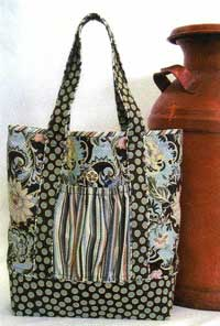 Mary Ann Market Tote - Retail $10.00