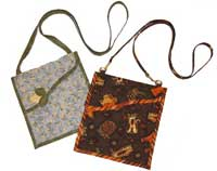 Sweet or Sassy Shoulder Bag Pattern - Retail $8.00