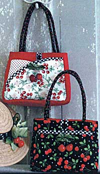 Flirty Girl Handbag Pattern - Retail $11.50