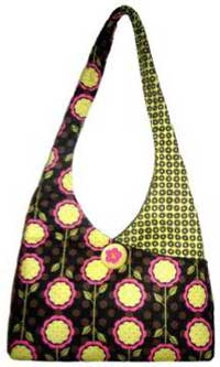 Free Patterns For Quilted Bags And Purses : QUILTED HOBO BAG PATTERN FREE Quilt Pattern
