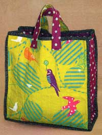 Sue's Eco Sac Pattern - Retail $10.00