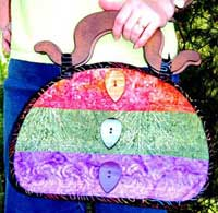 Dees Bag Pattern - Retail $8.00