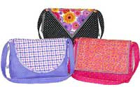 Flap Happy Bag Pattern - Retail $9.00