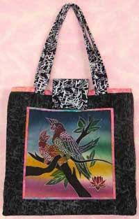 Picture Bag Pattern - Retail $10.50