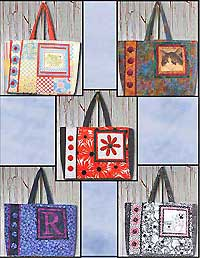 BYOB Tote Bag Pattern - Retail $8.00