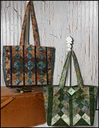 Mini Vive La Tote Pattern - Retail $8.00