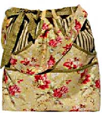 Seven Pocket Bag - Retail $8.00