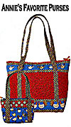 Annies Favorite Purse Pattern - Retail $8.95