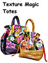 Texture Magic Totes Pattern - Retail $9.95