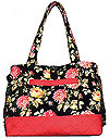 Bow Tucks Tote - Retail $9.00