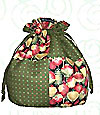 Mini Drawstring Tote Pattern - Retail $9.00